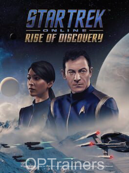 star trek online: rise of discovery trainer