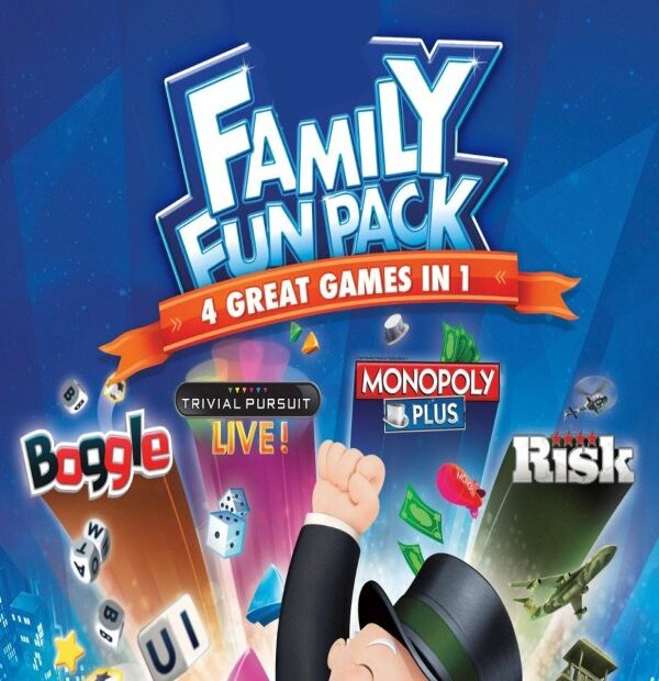family fun pack trainer